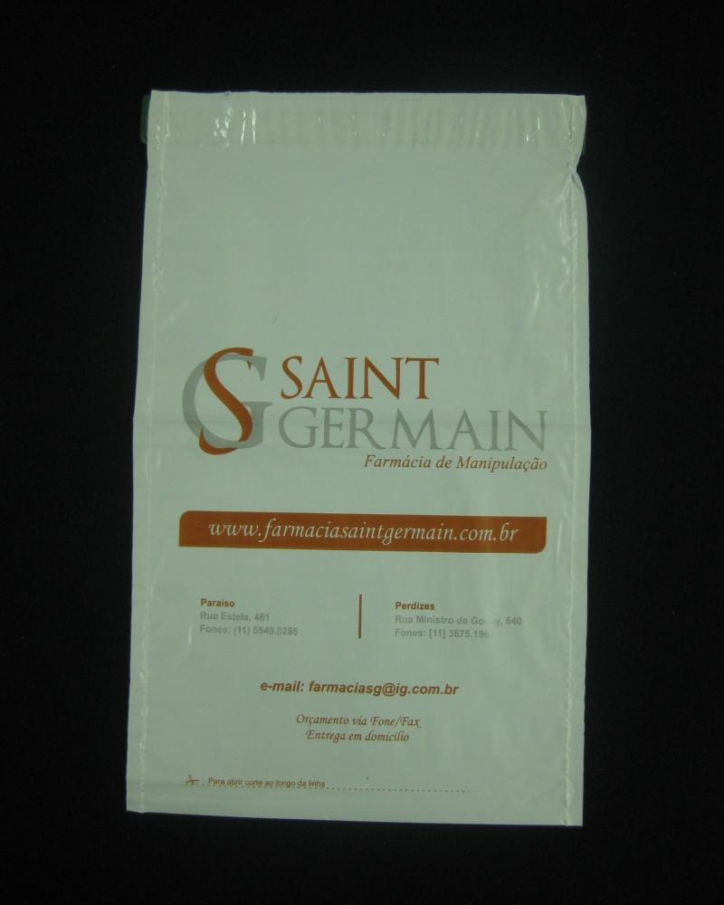 Envelopes de Segurança para Farmácias de Manipulação