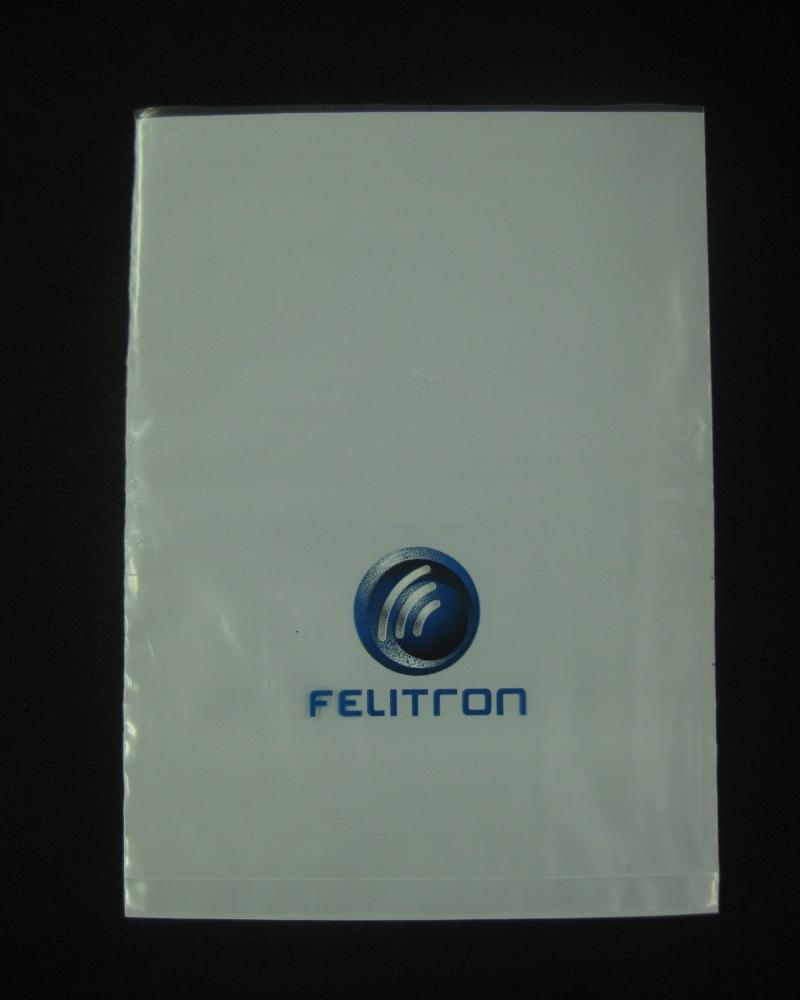 Sacos Plásticos Para Equipamentos, Peças e Acessórios Eletro-Eletrônicos com Solapa com Furo Para Display Boca Reta