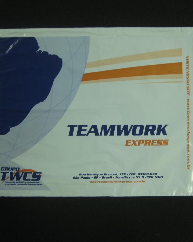 Envelopes de Segurança para Empresas de Transportes, Logística, Encomendas e Courier