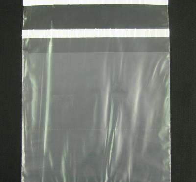 Envelopes Pl�sticos para Coleta de Material Biol�gico MBL sem Impress�o com Aba e Fita