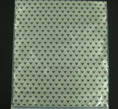 Sacos Plásticos com Fecho Zip para Camisas e Camisetas
