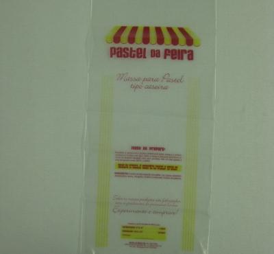 Sacos Plásticos para Massas de Pastéis