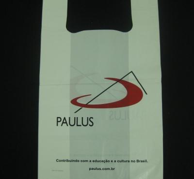Sacolas Plásticas para Livrarias