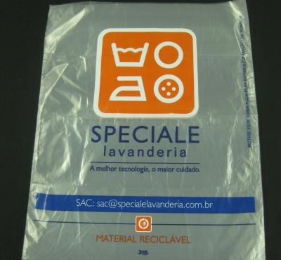 Sacos Plásticos para Cama, Mesa, Banho