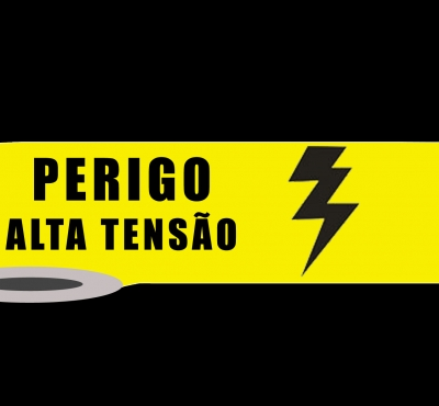 MODELO T�CNICO DE FAIXAS E FITAS DE SEGURAN�A, SINALIZA��O E DEMARCA��O DE �REA