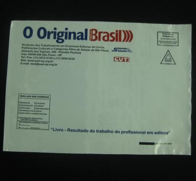 Envelopes Plásticos Fronha para Correio