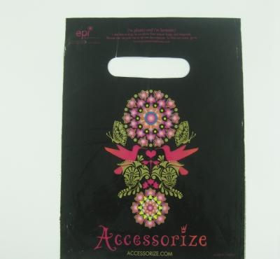 Sacolas Plásticas para Bijuterias Alça Boca Vazada