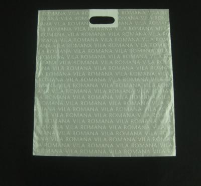 Sacolas Plásticas Alça Boca Vazada para Lojas e Confecções