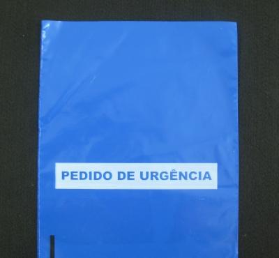 Sacos Plásticos para Pedidos de Emergência