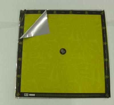 Folhas Plásticas em Bopp Metalizado e Perolizado para Ovos de Pascôa