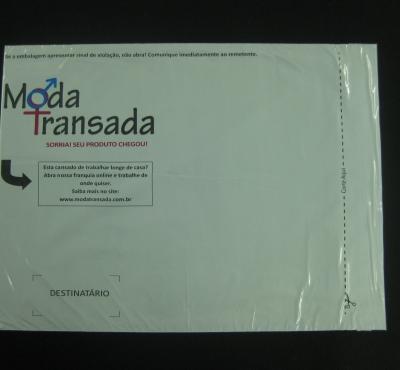 Envelopes de  Segurança para Lojas e Confecções para Envio de Produtos pelo Correio