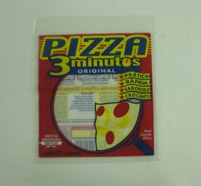 Sacos Plásticos para Massas de Pizzas