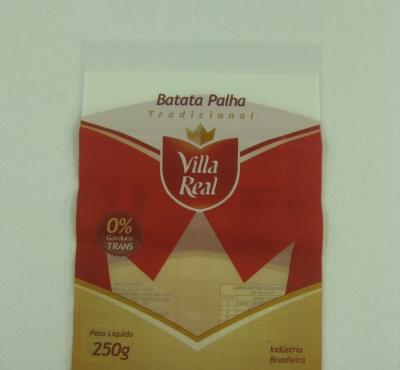 Sacos Plásticos para Batatas Fritas e Outros Salgados