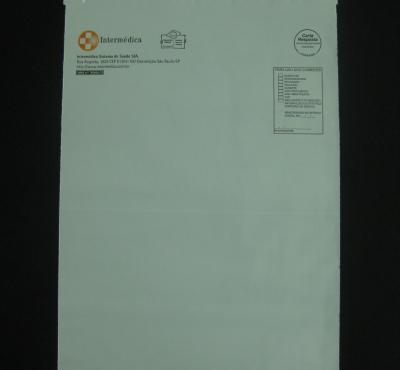 Envelopes de Segurança para Área Médica e Convênios para Envio de Documentos e Contratos