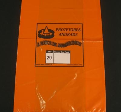Sacos Plásticos para Câmara de Ar e Protetores