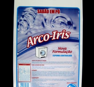 Sacos Plásticos para Sabão e Detergente em Pó